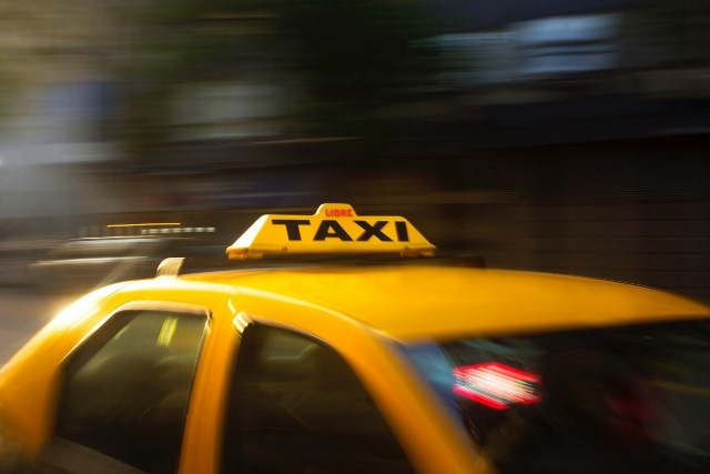 psychotesty taxi